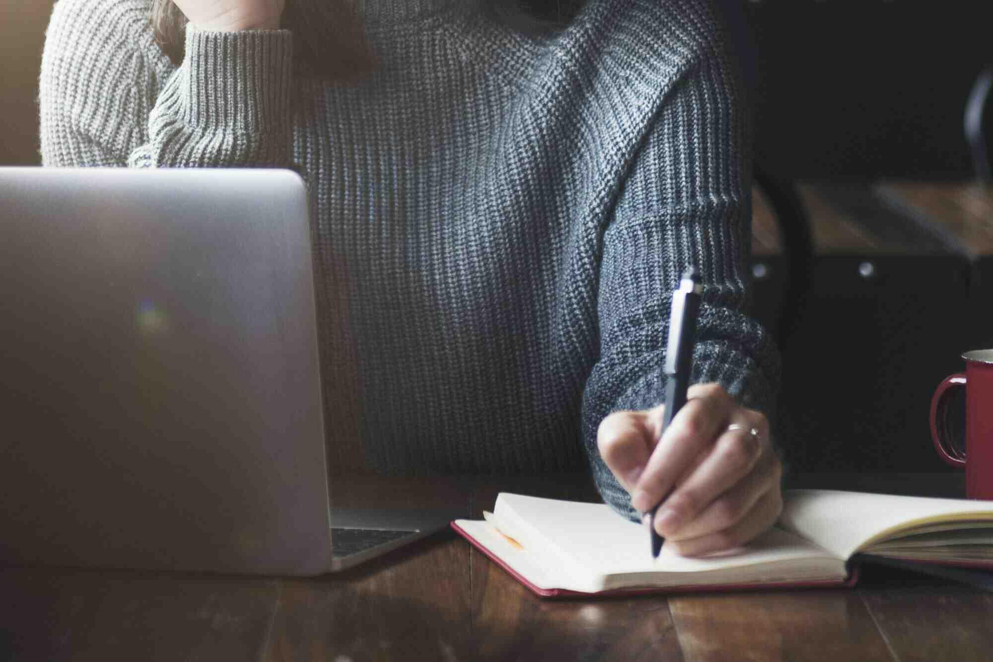 Comment écrire un livre
