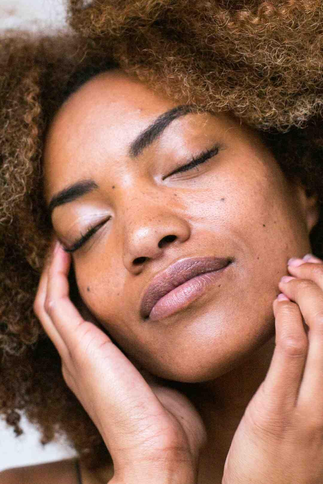 Problèmes de peau visage