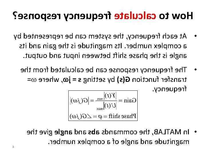 Comment calculer une fréquence